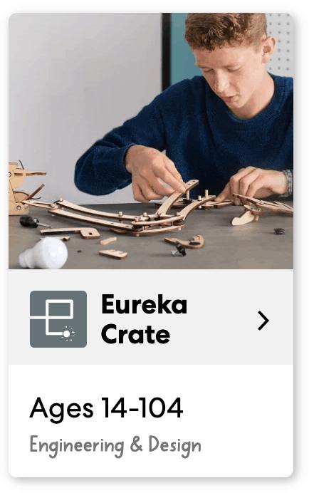 Win a Eureka Crate!