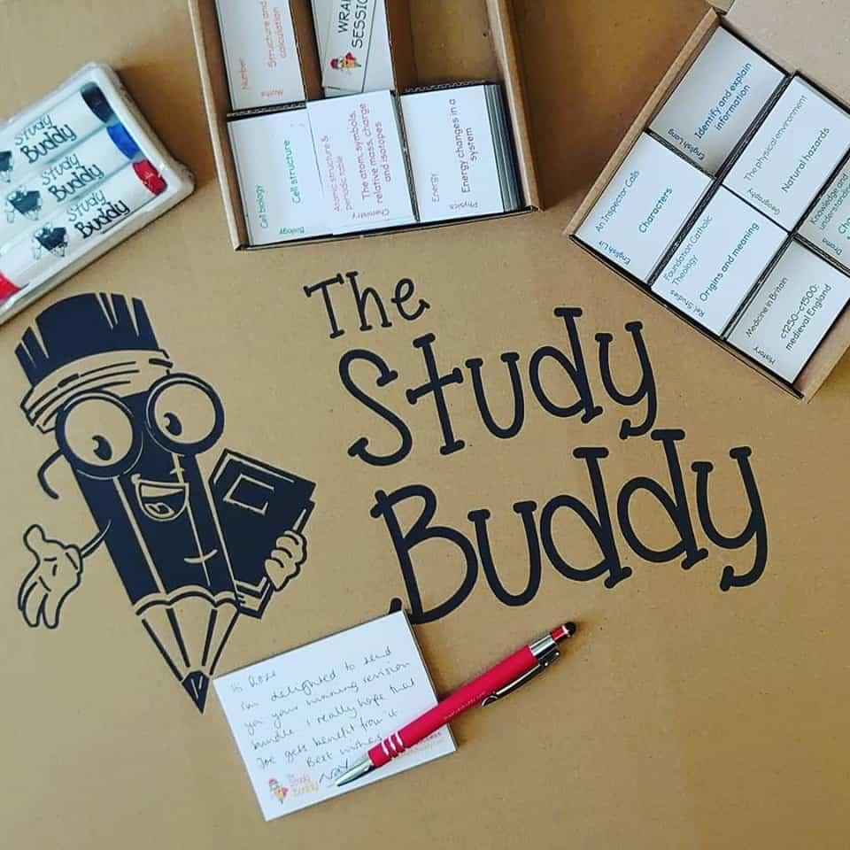 The Study Buddy Board