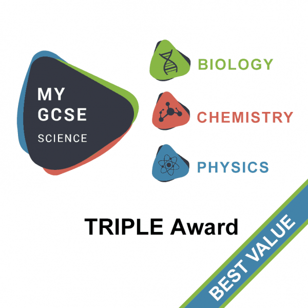 My GCSE Science Triple Award