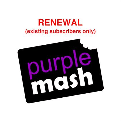 Purple Mash Renewal