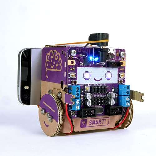Crafty Robot, Smartibot