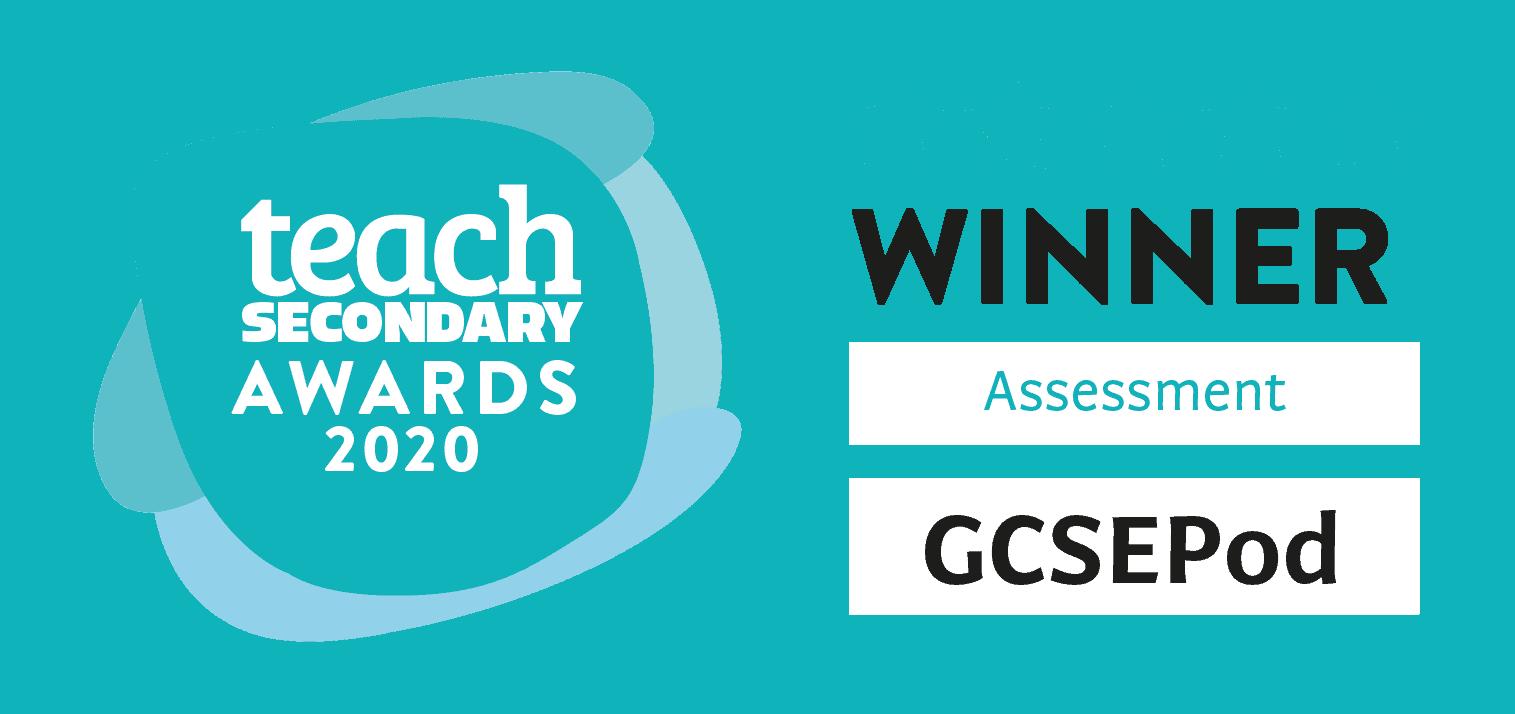 GCSE Pod Award