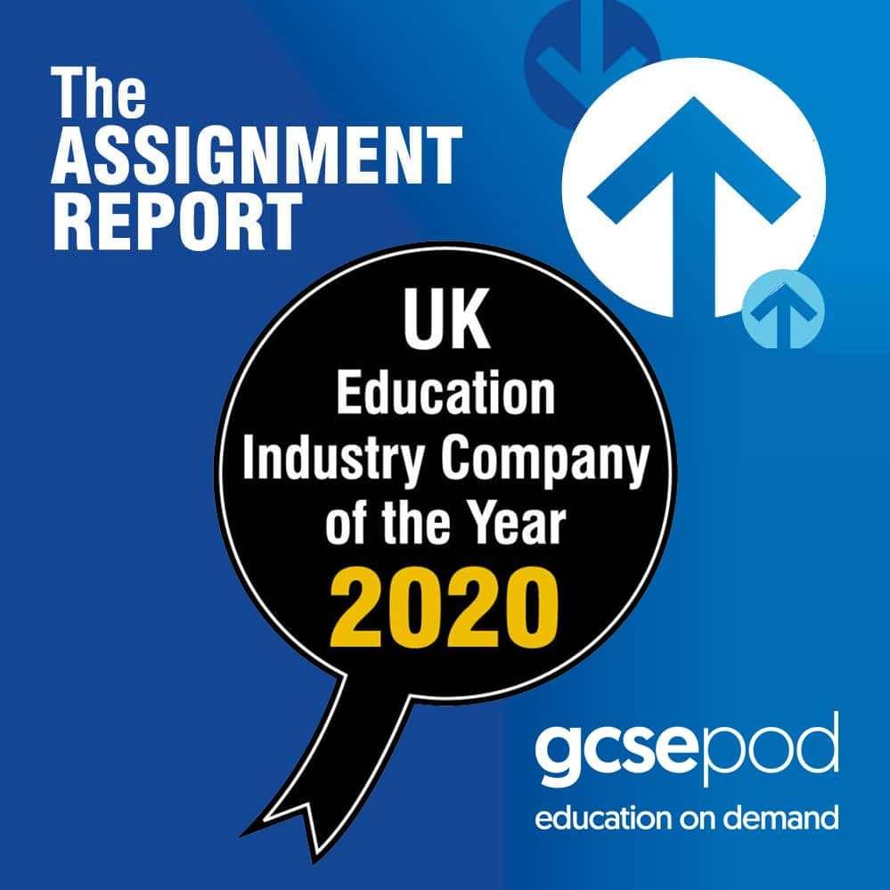 The assignment report GCSE Pod