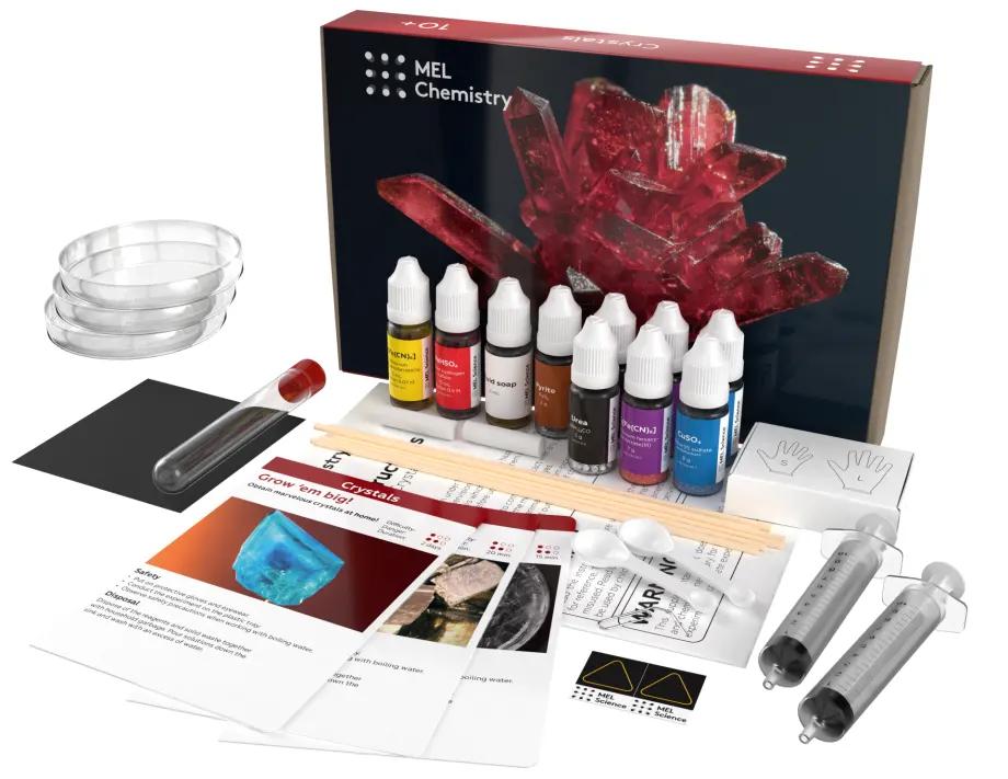 MEL Chemistry Crystal Kit