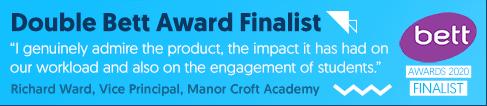 GCSE Pod BETT Award