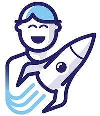 MEL Kids rocket
